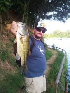 St croix mojo bass dropshot il blog della pesca for Rastrelliera per canne da pesca