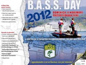 Locandina B.A.S.S. Day 2012