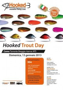 Volantino quinto Trout Day Hooked