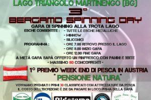 Locandina terzo Bergamo Spinning Day