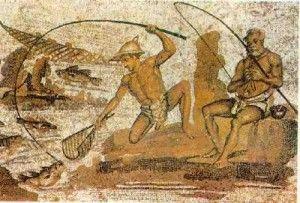 Pesca nell'antica grecia