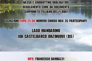 Locandina Lake Mandarino Cup