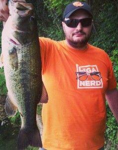 Big Bass preso a Wacky