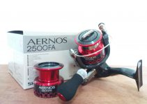 Shimano Aernos 2500 FA