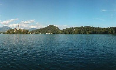 Panorama Lago di Bled