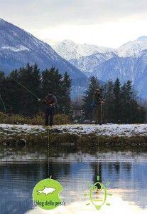 Pesca a mosca la Mittagsee