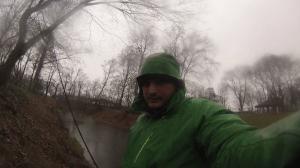 Quechua Forclaz 400 in pesca