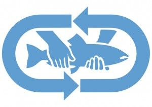 catch and release logo
