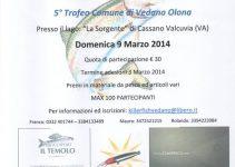 Trofeo comune di Vedano Olona
