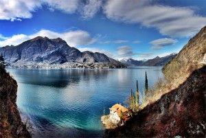 Il lago di come bellaggio