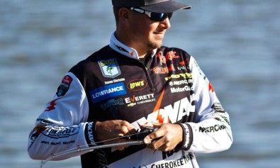Jason Christie in pesca