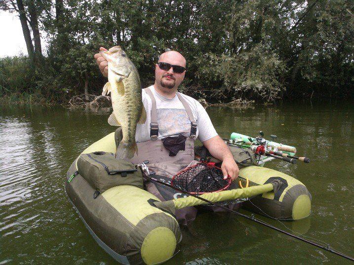 pescare con le chatterbait