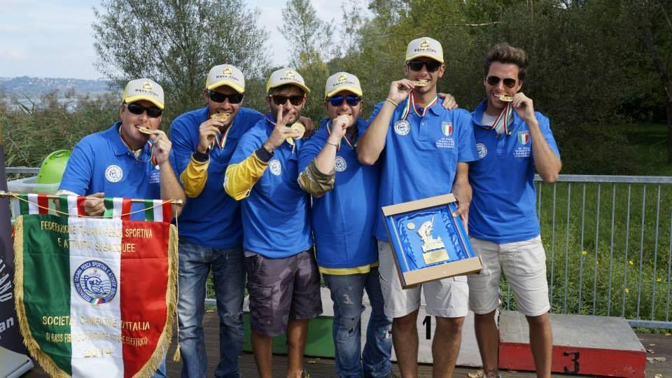 La premiazione del Bass Clan Milano