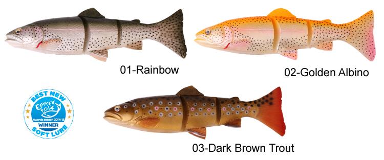 line thru trout