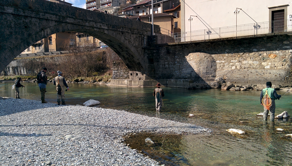 Pescatori Ponte Nossa TEAM IELLA