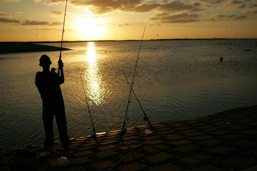 giovani pescatori