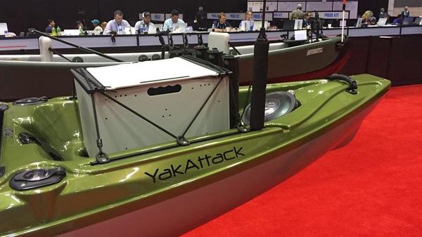 Eddyline Kayaks C-135 YakAttack Edition