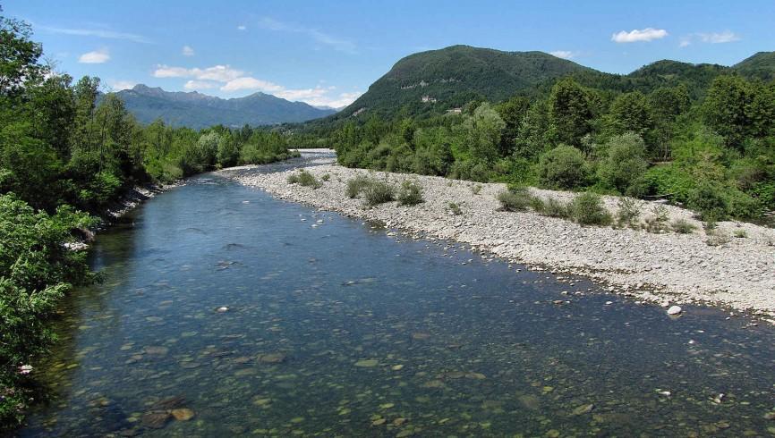fiume sesia