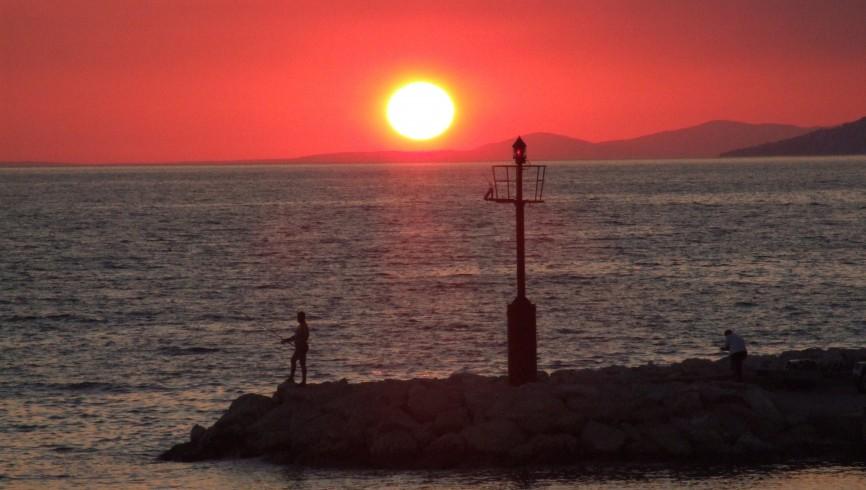 i permessi di pesca in croazia