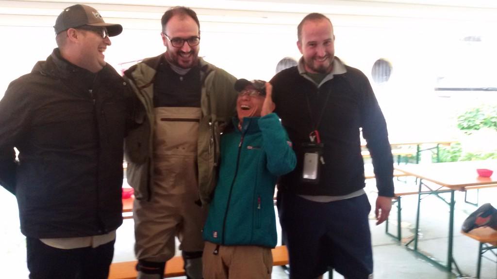 Foto di Gruppo con il maestro Sakakibara