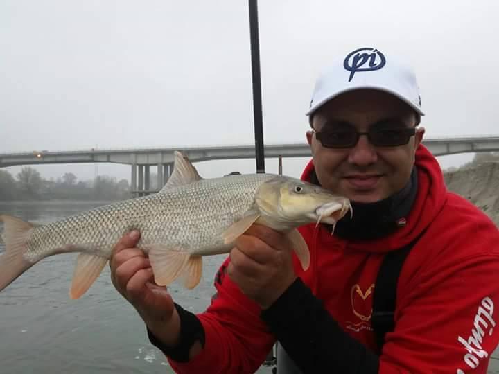 Manuel Rondina di Olimpo della pesca
