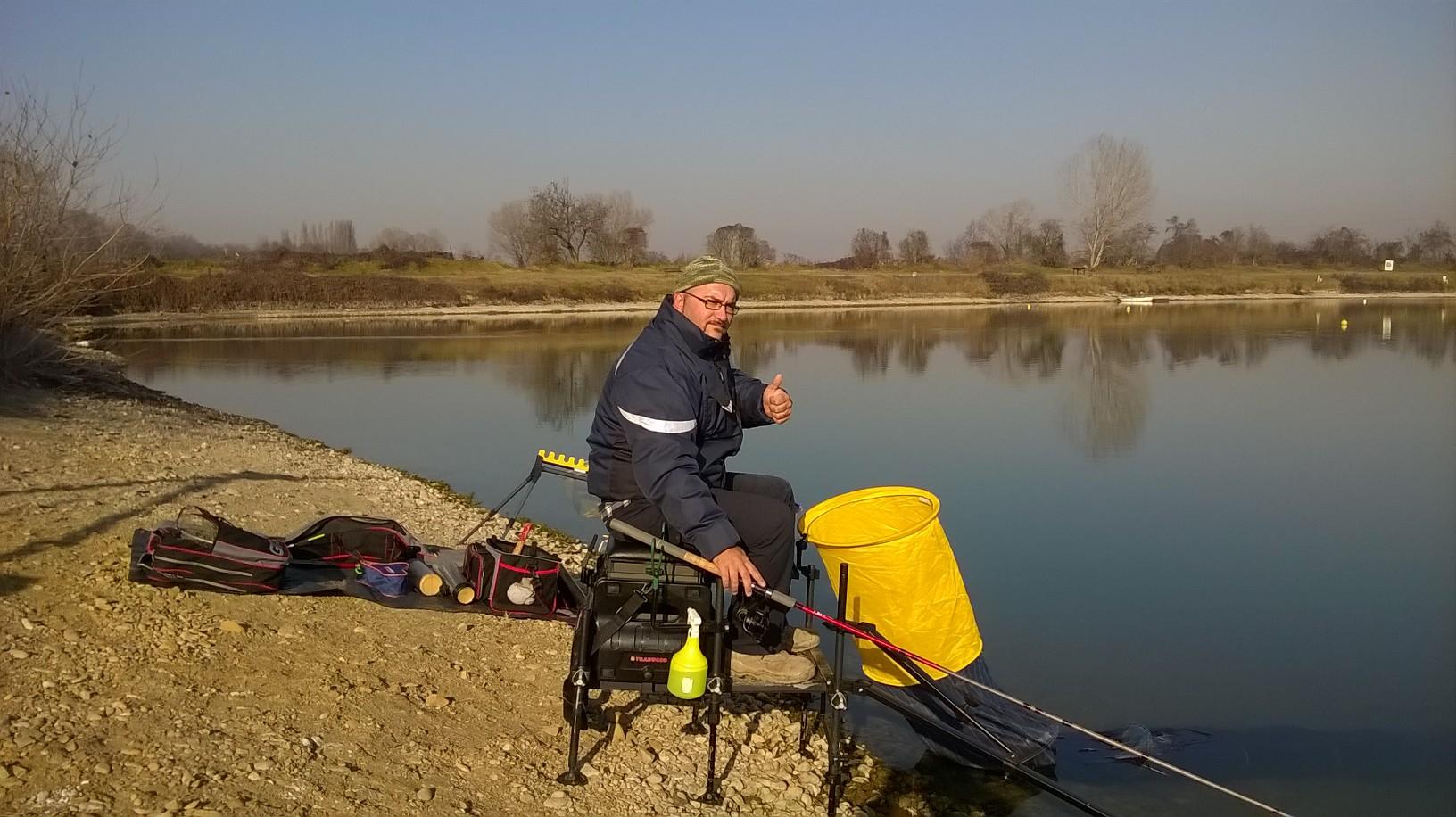 Il russo che pesca 1.6 su che prendere un sazan