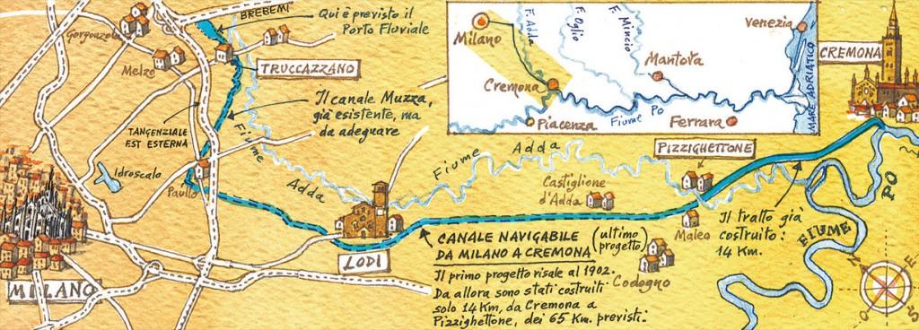 collegamento milano-adriatico