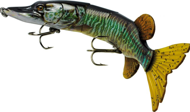 Swimbait Luccio by Fish Action