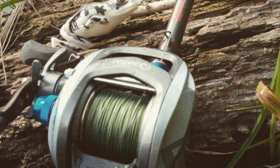 Canna pesca rana