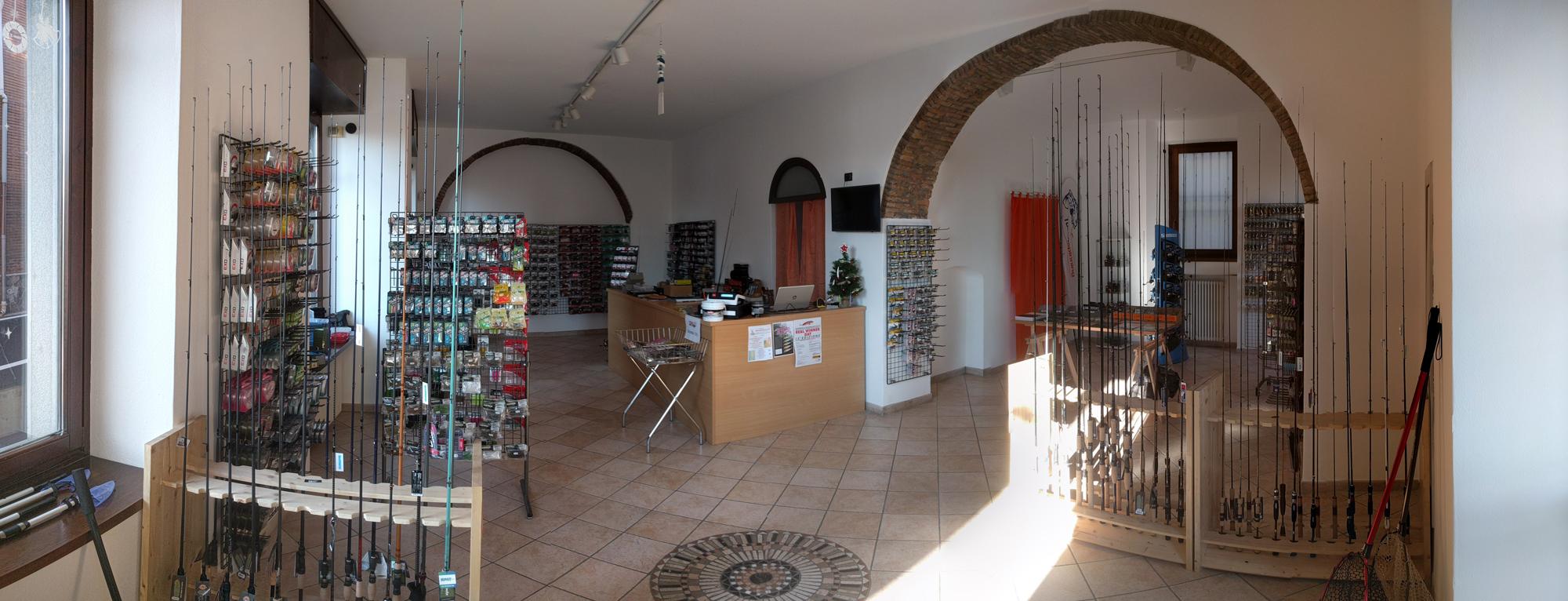 Panoramica negozio Tuttospinning