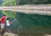 Pesca in montagna