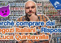 Perchè comprare dai negozi di pesca italiani